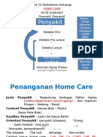 HOME CARE Dan Presentasi Hukuman Mati vs Aborsi 080316