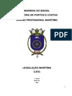1 - Legislação Marítima (LEG)