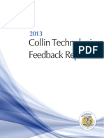 2013 Collin Technologies Case Study
