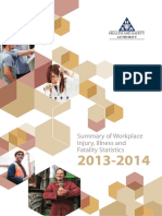 HSA Statistics Report 2013-2014