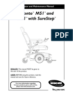 Pronto M51 M61 Owner Manual