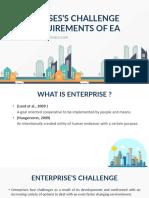 [EA-ganjil-2016-2017] Enterprise Challenge and Needs for EA [156150100111009] [Ridlo Sayyidina Auliya]