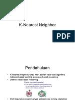 Knn References