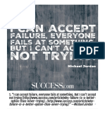 21 Quotes About Failing Fearlessly _ SUCCESS
