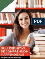 Guia Definitiva de Comprension y Aprendizaje