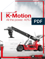 Kalmar k Motion Brochure