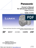Panasonic Digital Camera DMC-FZ70