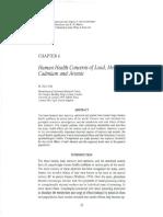 Human Health Concerns of Lead, Mercury, Cadmium and Arsenic.pdf