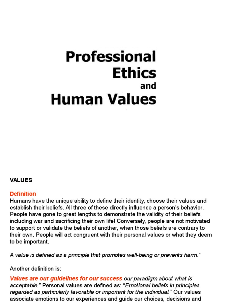 human values | natural and legal rights | value (ethics)