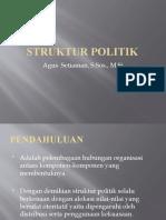 STRUKTUR POLITIK