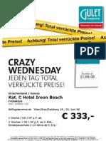 4 crazy week kw 24 mi