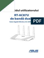 Ro8971 RT-AC87U Manual Romanian