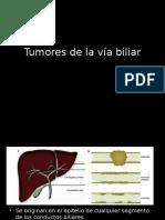 Tumores de La Vía Biliar