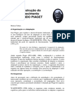 A construção do conhecimento SEGUNDO PIAGET - TExto 2.pdf