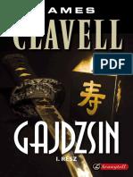 James Clavel - GAJDZSIN I. Rész