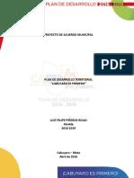 Plan de Desarrollo Municipal (1)