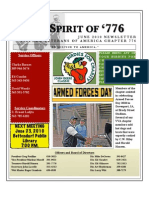 Vietnam Veterans of America Chapter 776, June 2010 Newsletter