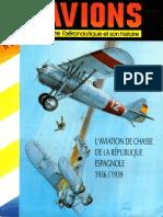 Avions HS003