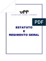 Estatuto Regimento Uff