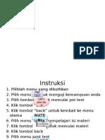 instruksi