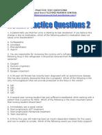 NCLEX Practice Questions 2