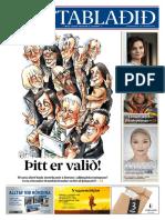 Fréttablaðið 2016-10-29