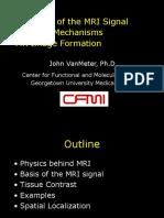 Ch 3-5 MRI Contrast Spatial Localization