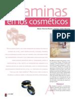 Vitaminas en Los Cosmeticos Sirven de Algo