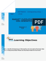 Z10560010120164027Session 2 Market Overview and Idea Generation