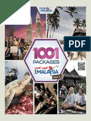 1001 Packages Cuti Cuti 1malaysia English 01022016