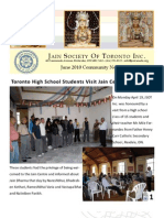 JSOT INC June 2010 Community Newsletter
