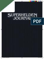 Sneak Preview Superheldenjournal