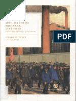 Charles Tilly - Los Movimientos Sociales 1768-2008