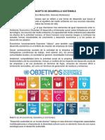 El Concepto de Desarrollo Sostenible