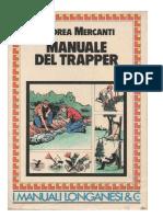 Mercanti (1976) Manuale Del Trapper