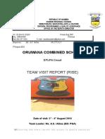 report Orumana CS.docx