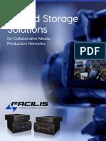 Facilis Technology Brochure