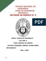 Informe de Dureza Uni