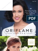 Catalogue My Pham Oriflame 11-2016