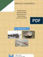 Ferrocarril de Sudamerica