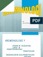 BAB I Sosiologi Kriminalitas.ppt