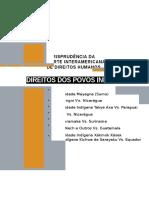 Jurisprudencia CIDH portugués