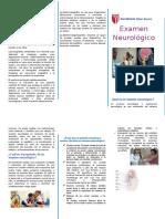 examenes neurologicos