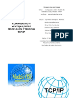 Comparativo Modelo Osi Tcp Ip