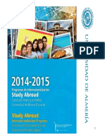 Study Abroad 2015 Es