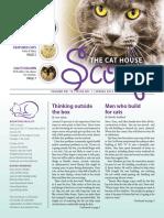 CatHouse NewsSpring15