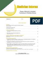 Complicaciones Cronicas de La Diabetes Mellitus Evaluadas Por La Relacion Entre El Indice Tobillo-brazo y El Engrosamiento Del Complejo Intima-media Carotideo