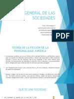Teoria General de Las Sociedades