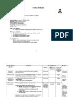 Proiect de lectie - Limba si literatura romana (Derivarea)
