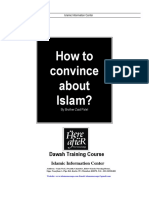 How to Convince About Islam1